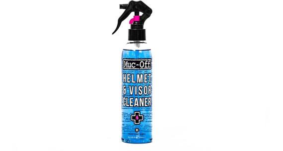 Muc-Off Hjelm og Visir Renser Rengjøring & Vedlikehold 250 ml Blå